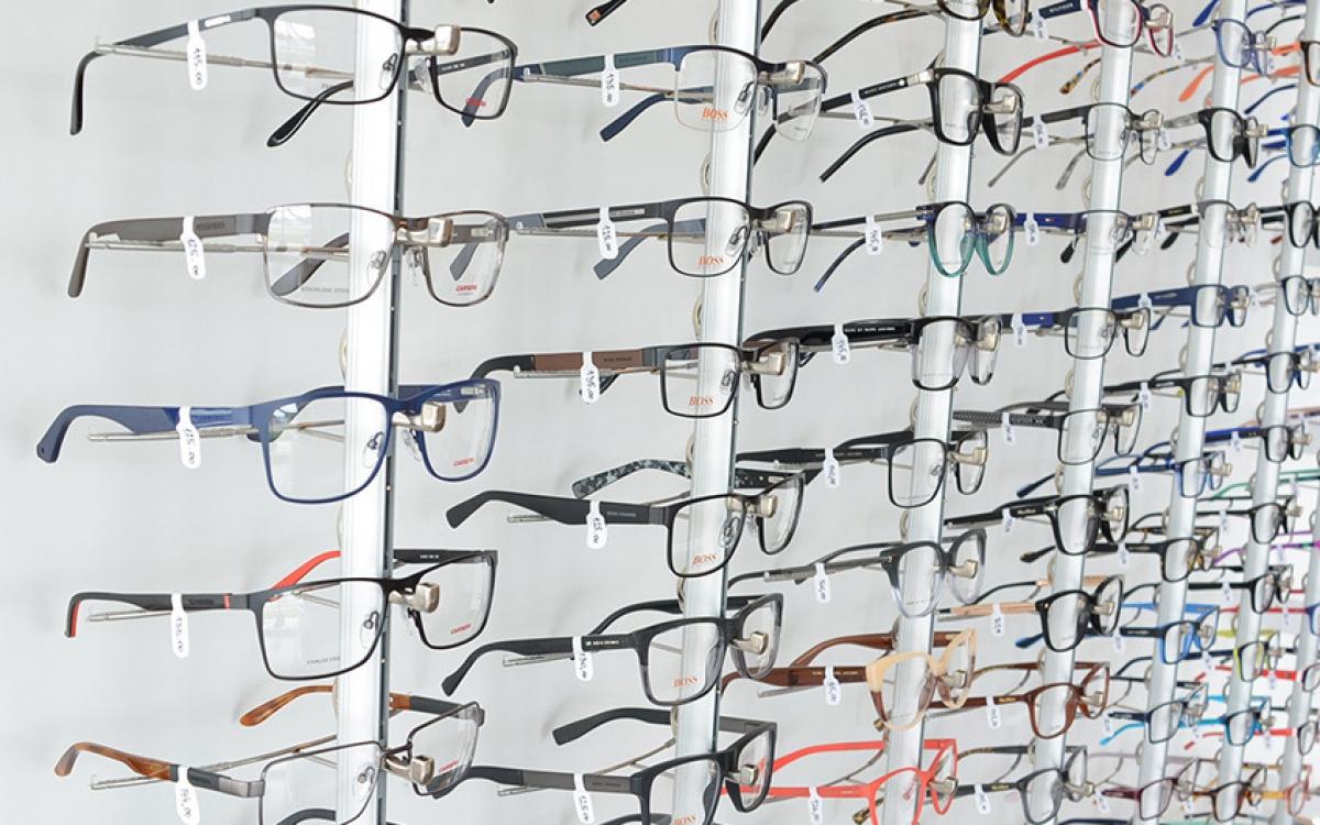 Izbira očal