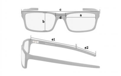 Kako izmerim velikost očal?
