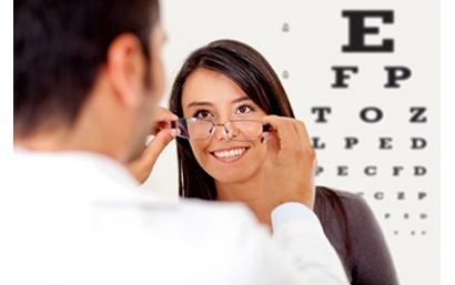 Kako lahko opravim očesni pregled