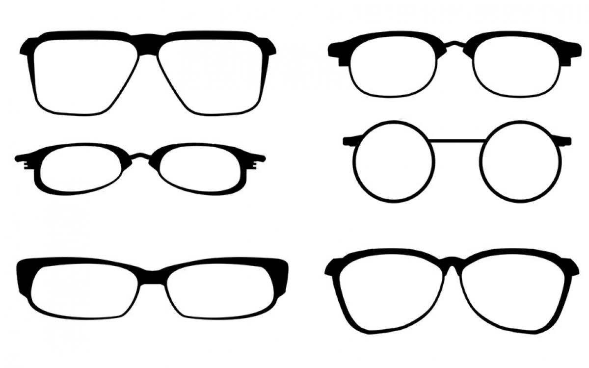 Pregled vrst očal