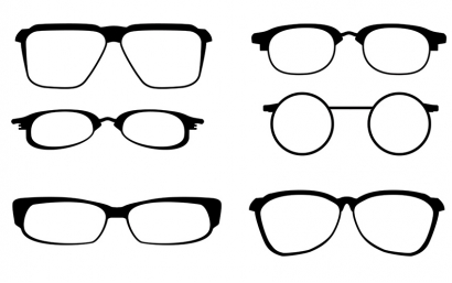 Vrste očal